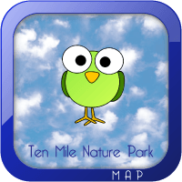 Ten Mile Nature Preserve Map