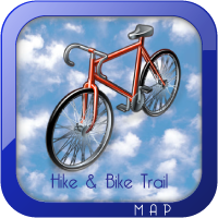 Hike-N-Bike Trail Map