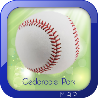 Cedardale Park Map
