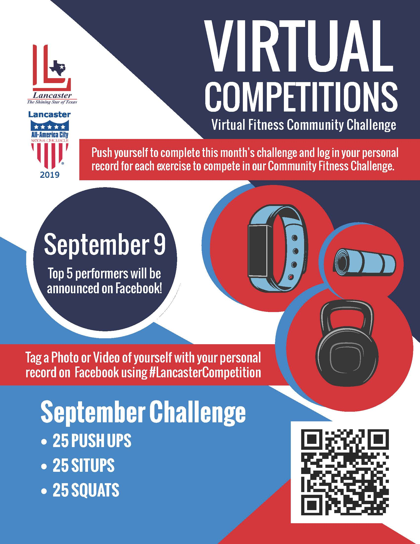 Virtual Competition Sept