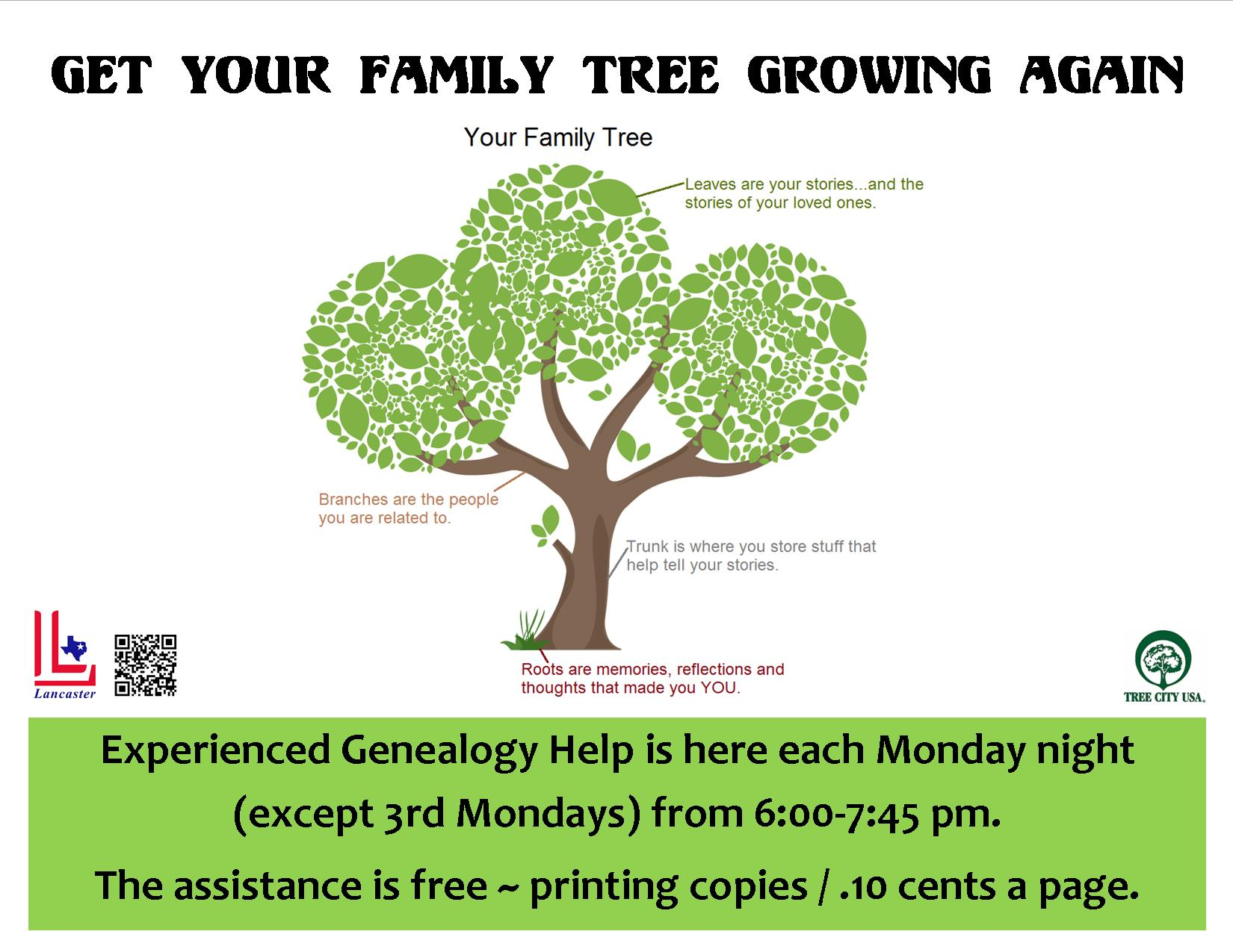 Genealogy Sign