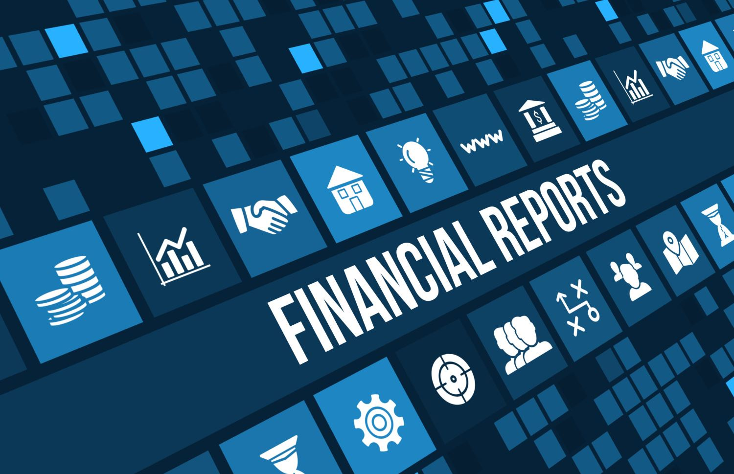 Financial Reports Image